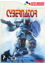 Cybernator pochette VC-SNES (JBWP)