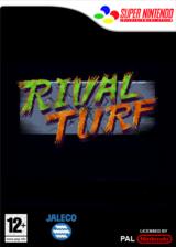 Rival Turf! pochette VC-SNES (JD4P)