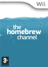Homebrew Channel pochette Channel (LULZ)