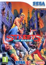 Streets of Rage pochette VC-MD (MAQP)