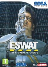 ESWAT City Under Siege pochette VC-MD (MBLP)