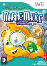 Marine Malice et le mystère des graines d'algue pochette Wii (R2FP70)