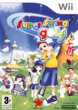 Super Swing Golf pochette Wii (R2PP99)