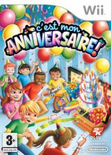C'est mon anniversaire! pochette Wii (R2YP54)