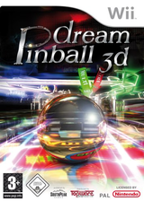 Dream Pinball 3D pochette Wii (R3DPS5)