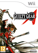Guilty Gear XX Accent Core Plus pochette Wii (R3NPH3)