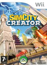 SimCity Creator pochette Wii (R4CP69)