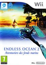Endless Ocean 2:Aventuriers des Fonds Marins pochette Wii (R4EP01)