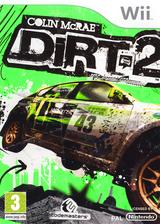 Colin McRae:DiRT 2 pochette Wii (R69P36)