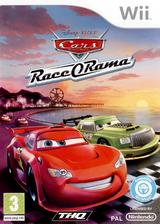Cars Race-O-Rama pochette Wii (R6OP78)