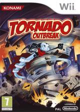 Tornado Outbreak pochette Wii (R6TPA4)