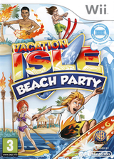 Vacation Isle:Beach Party pochette Wii (R7VPWR)