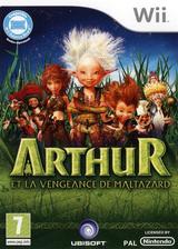 Arthur et la Vengeance de Maltazard pochette Wii (R8RP41)