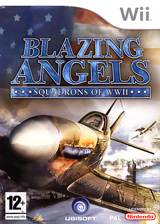 Blazing Angels : Squadrons of WWII pochette Wii (RBAP41)