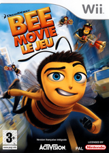Bee Movie : Le Jeu pochette Wii (RBEP52)