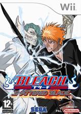 Bleach : Shattered Blade pochette Wii (RBLP8P)