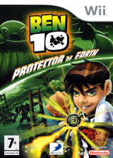 Ben 10 : Protector of Earth pochette Wii (RBNXG9)
