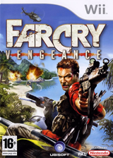 Far Cry : Vengeance pochette Wii (RCVP41)