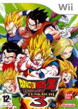 Dragon Ball Z:Budokai Tenkaichi 3 pochette Wii (RDSPAF)