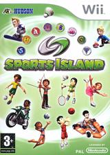 Sports Island pochette Wii (RDXP18)