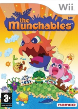 The Munchables pochette Wii (RE5PAF)