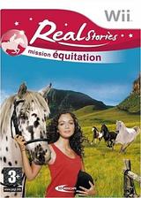 Real Stories:Mission Equitation pochette Wii (REWYMR)