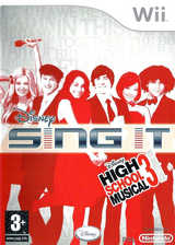Disney Sing It pochette Wii (REYP4Q)