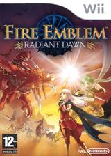 Fire Emblem:Radiant Dawn pochette Wii (RFEP01)