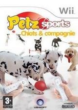 Petz Sports:Chiots & Compagnie pochette Wii (RG8P41)