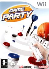 Game Party pochette Wii (RGXP5D)