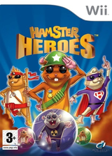 Hamster Heroes pochette Wii (RH4XUG)