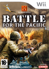 The History Channel : Battle for the Pacific pochette Wii (RHCP52)