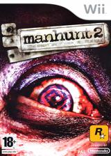 Manhunt 2 pochette Wii (RHTP54)