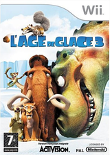 Ice Age 3: Dawn of the Dinosaurs pochette Wii (RIAI52)
