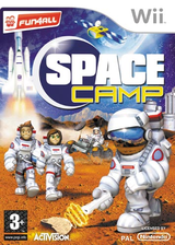 Space Camp pochette Wii (RIYP52)