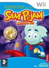 Sam Pyjam : Héros de la Nuit pochette Wii (RJQP70)