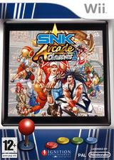 SNK Arcade Classics Volume 1 pochette Wii (RJZP7U)