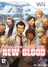 Trauma Center : New Blood pochette Wii (RK2P01)