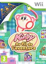 Kirby au Fil de l'Aventure pochette Wii (RK5P01)