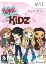 Bratz : Kidz Party pochette Wii (RKGPGY)