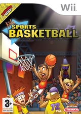 Kidz Sports Basketball pochette Wii (RKSPUG)