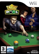King of Pool pochette Wii (RL9PHZ)