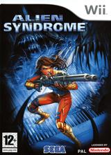 Alien Syndrome pochette Wii (RLSP8P)