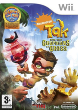 Tak and the Guardians of Gross pochette Wii (ROGP78)