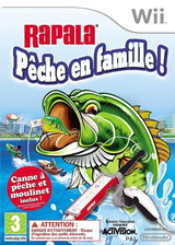 Rapala: We Fish pochette Wii (ROJP52)
