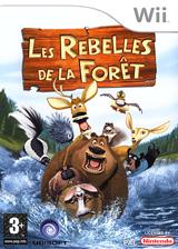 Les Rebelles de la Fôret pochette Wii (ROPP41)