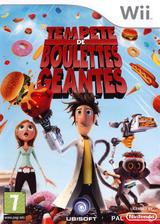Tempête de boulettes géantes:Le Jeu Vidéo pochette Wii (ROYP41)
