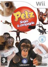 Petz:Singes & Compagnie pochette Wii (RP6P41)