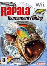 Rapala Tournament Fishing pochette Wii (RPLP52)
