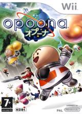 Opoona pochette Wii (RPOPC8)